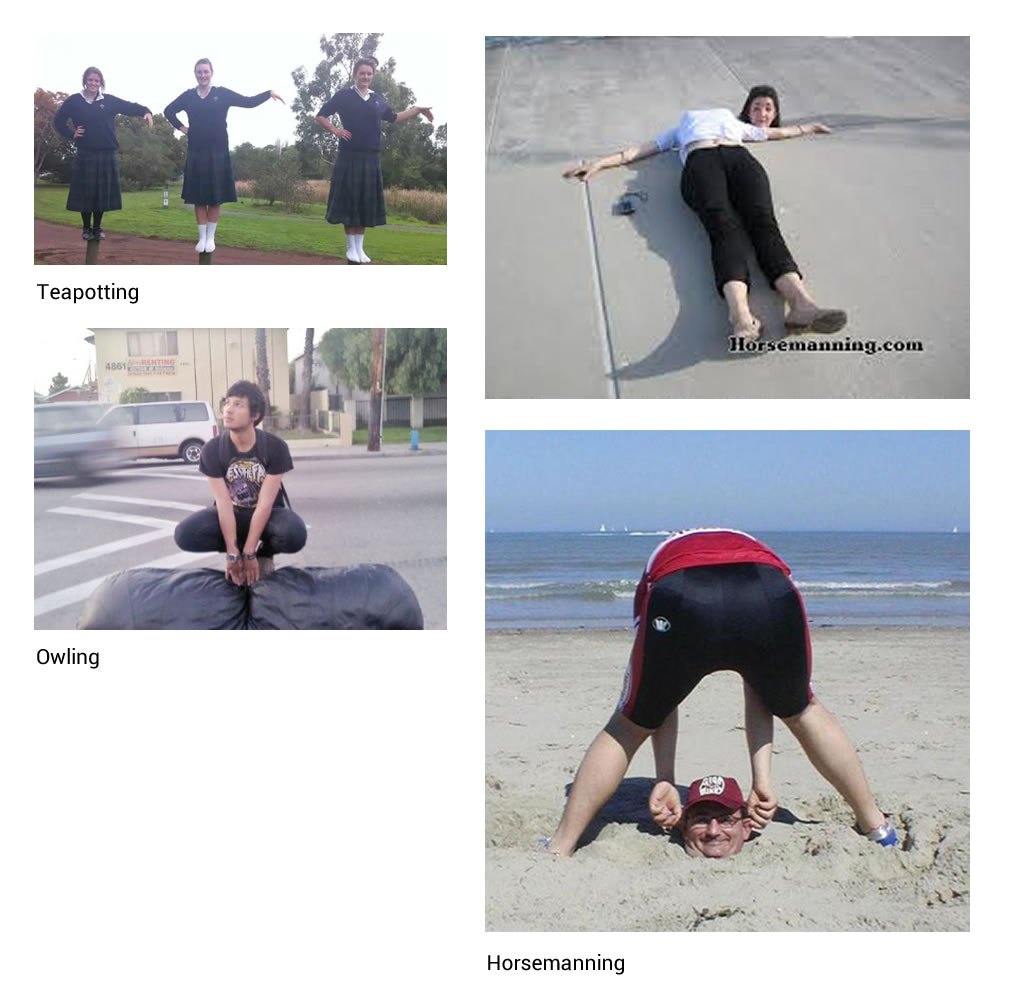 Planking types